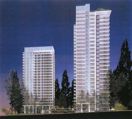 585-austin-rendering-2 at 585 Austin Avenue (585 Austin Avenue, Coquitlam West, Coquitlam)