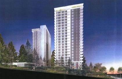 585-austin-rendering at 585 Austin Avenue (585 Austin Avenue, Coquitlam West, Coquitlam)