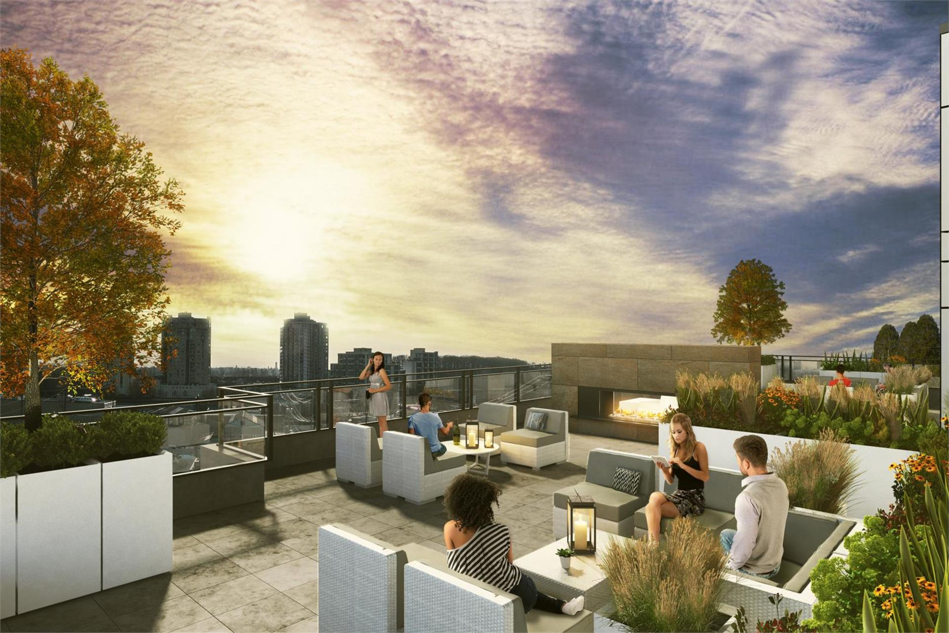 capitol-roof-top-deck at Capitol (1012 Auckland Street, Downtown NW, New Westminster)