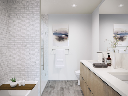 the-crest-ensuite-rendering at 106 E 35th Avenue, Main, Vancouver East