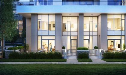 navio-townhouse-for-sale at Navio at The Creek (95 East 1st Avenue, Mount Pleasant VE, Vancouver East)