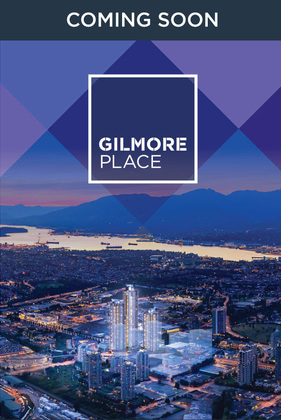 gilmore-place at Gilmore Place Phase 1 ( Lougheed Highway, Brentwood Park, Burnaby North)
