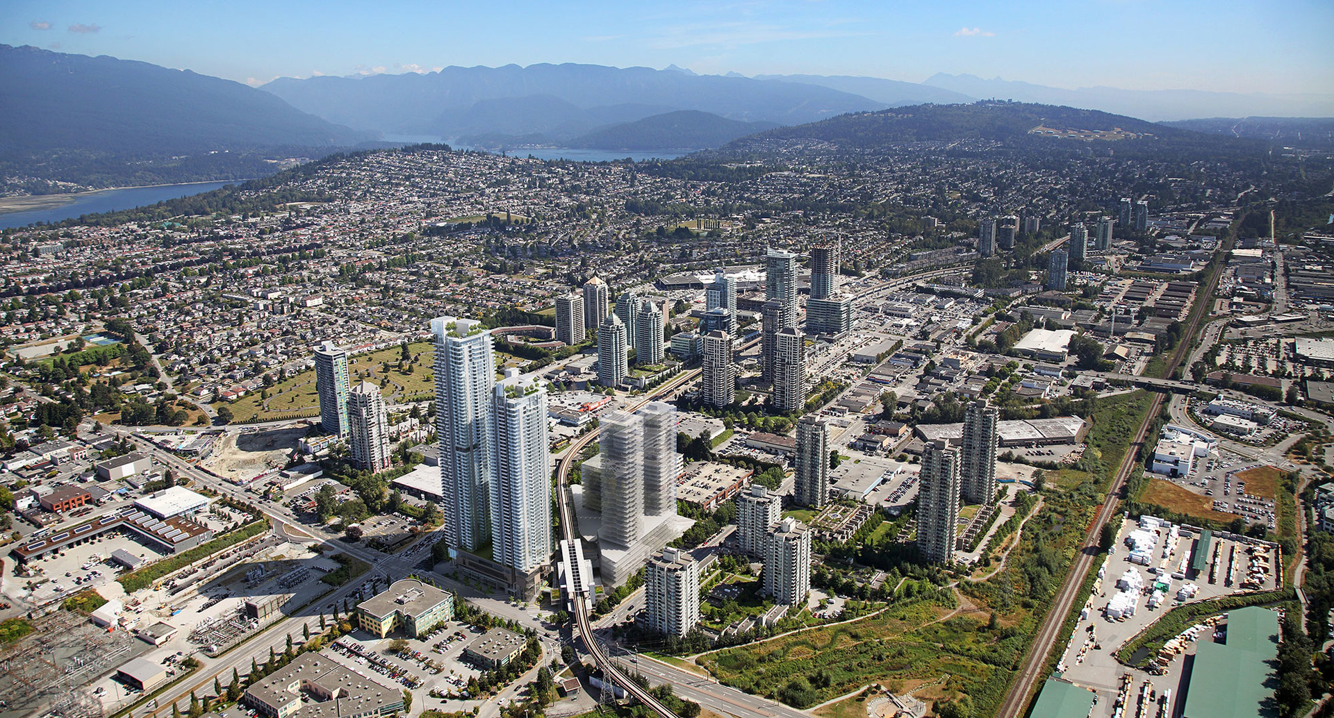gilmore-place-development at Gilmore Place Phase 1 ( Lougheed Highway, Brentwood Park, Burnaby North)
