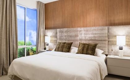 escala-terra-master-bedroom at Escala (1788 Gilmore Avenue, Brentwood Park, Burnaby North)