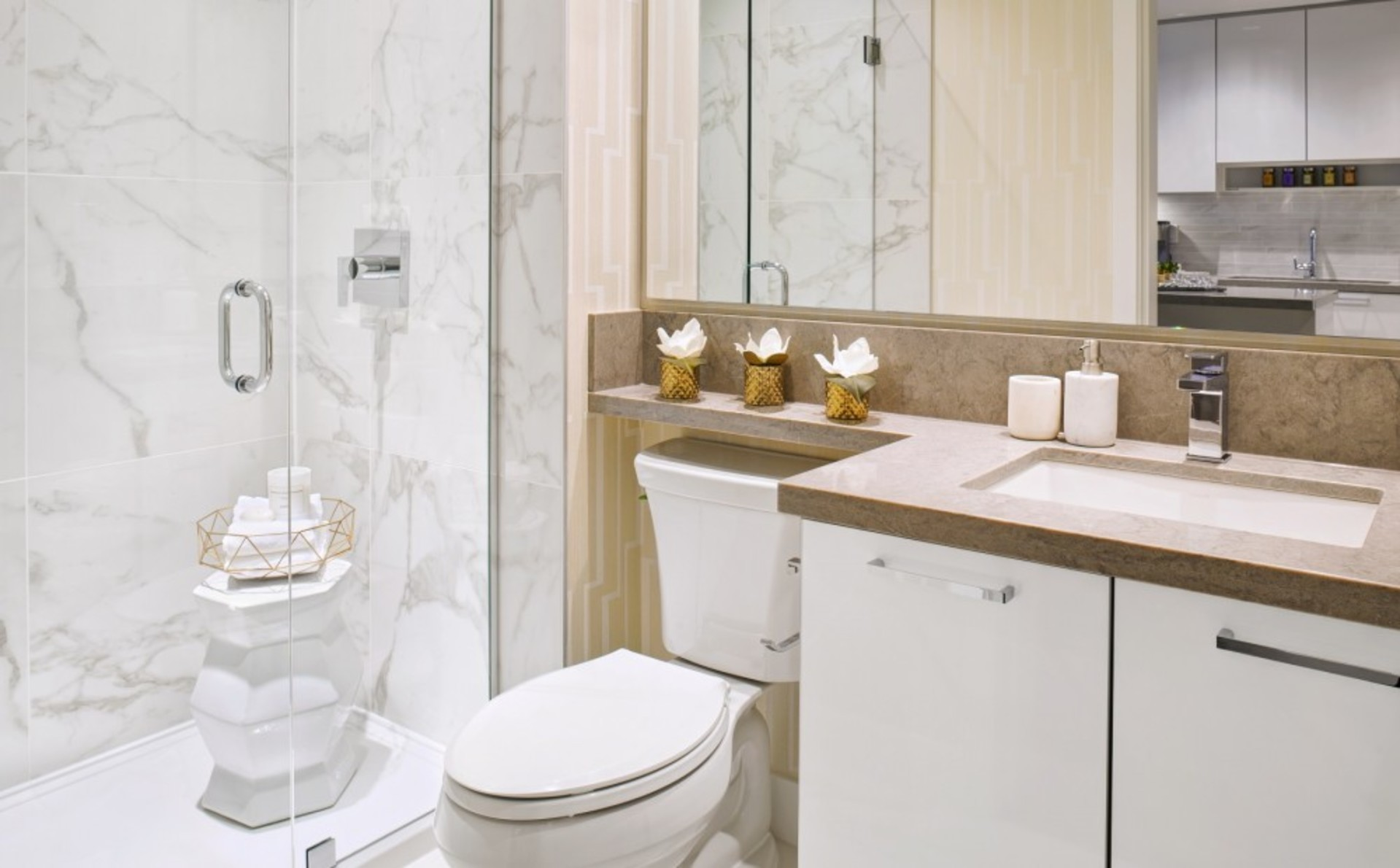 escala-bathroom-2 at Escala (1788 Gilmore Avenue, Brentwood Park, Burnaby North)
