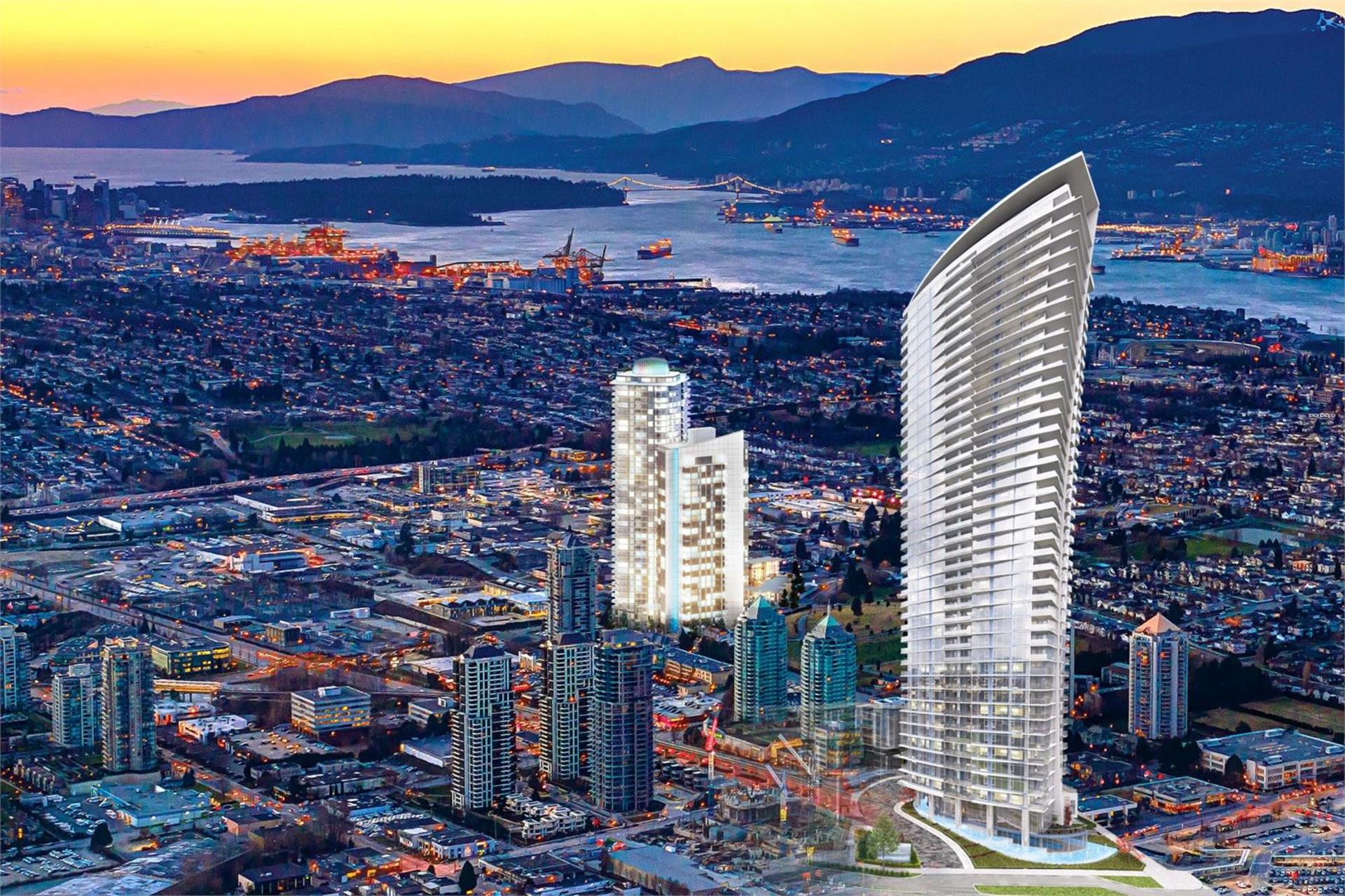 escala-burnaby-brentwood at Escala (1788 Gilmore Avenue, Brentwood Park, Burnaby North)