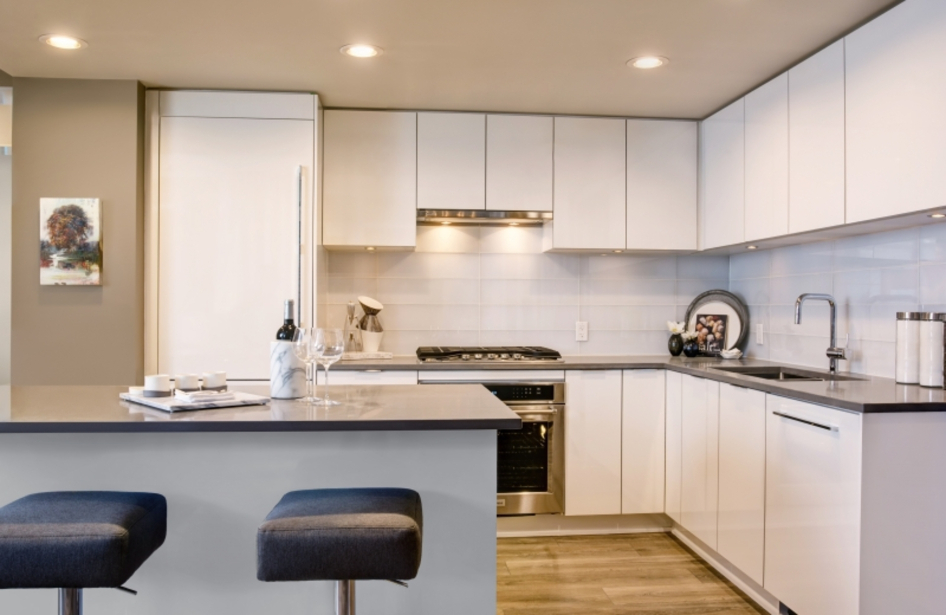 fulton-house-by-polygon-kitchen at Fulton House (2388 E Madison Avenue, Brentwood Park, Burnaby North)