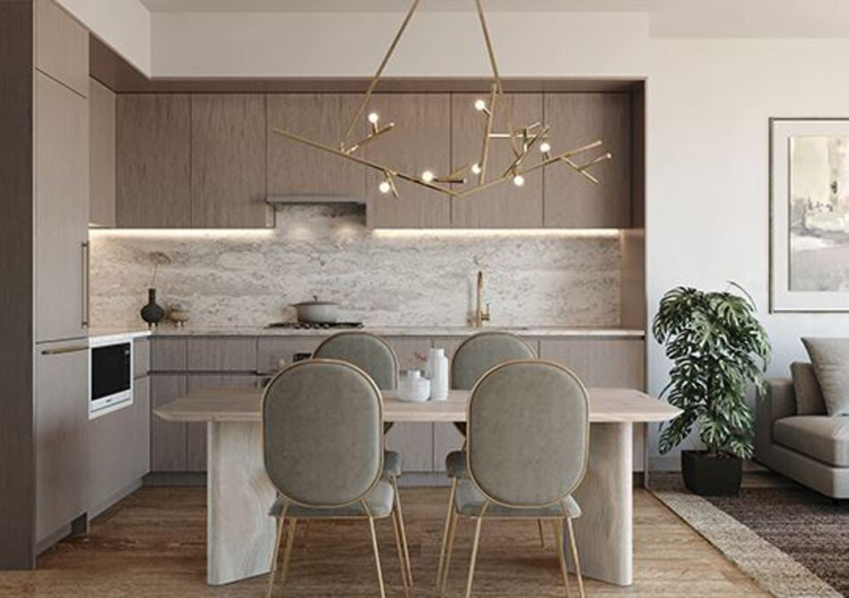 central-park-house-kitchen-rendering at Central Park House (5977 Wilson Avenue, Metrotown, Burnaby South)