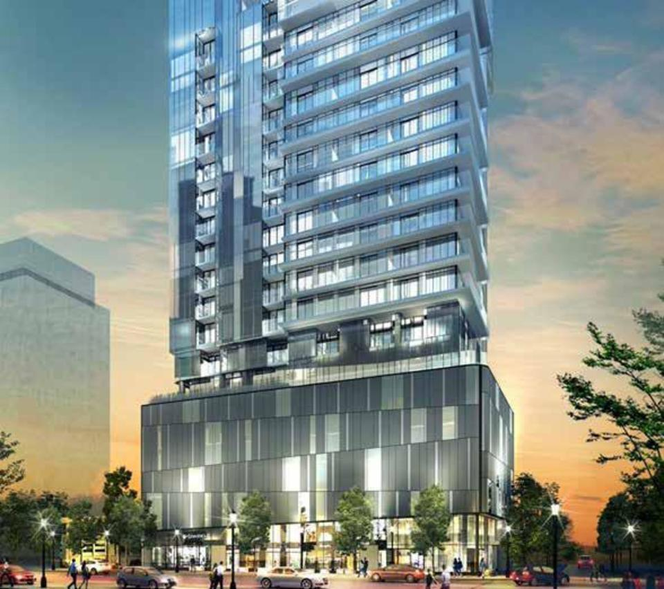 Ovation New Westminster Condo Presales at Ovation (813 Carnarvon Street, Downtown NW, New Westminster)
