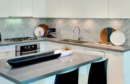 vittorio-kitchen at 6060 Marlborough Avenue, Metrotown, Burnaby South