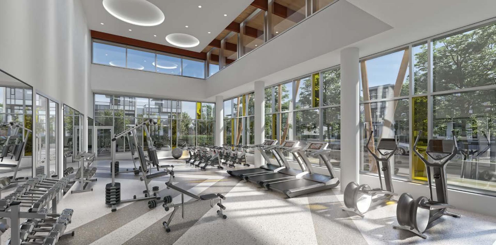 vittorio-gym at 6060 Marlborough Avenue, Metrotown, Burnaby South