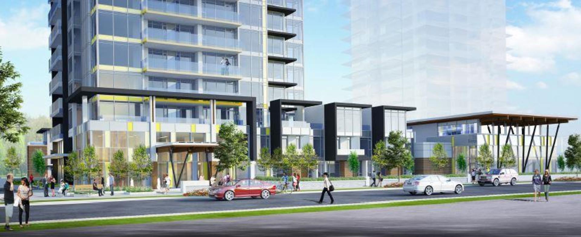 vittorio-polygon at 6060 Marlborough Avenue, Metrotown, Burnaby South