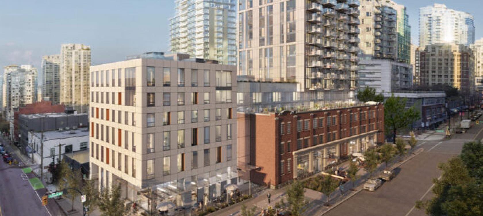 118-150 Robson Street, Yaletown, Vancouver West 2