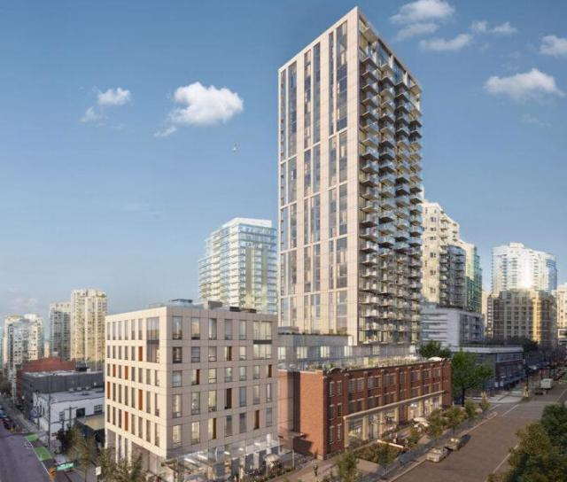 828 Cambie Street, Yaletown, Vancouver West
