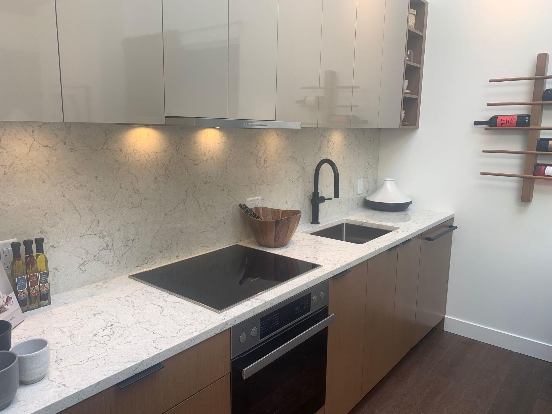 Kitchen in Cambie colour at BLOCK (828 Cambie Street, Yaletown, Vancouver West)