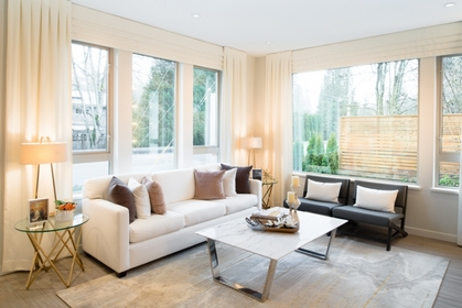 taluswood-living-room at 2517 Mountain Highway, Lynn Valley, North Vancouver