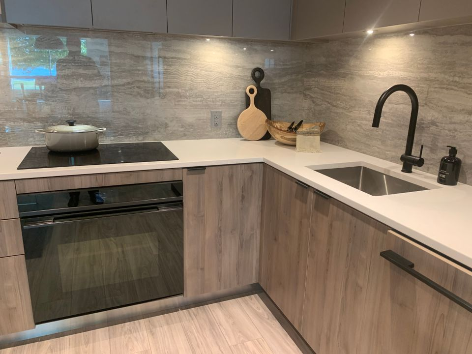 Fisher & Paykel appliances at Drift - North Harbour ( Harbourside Drive, Hamilton, North Vancouver)