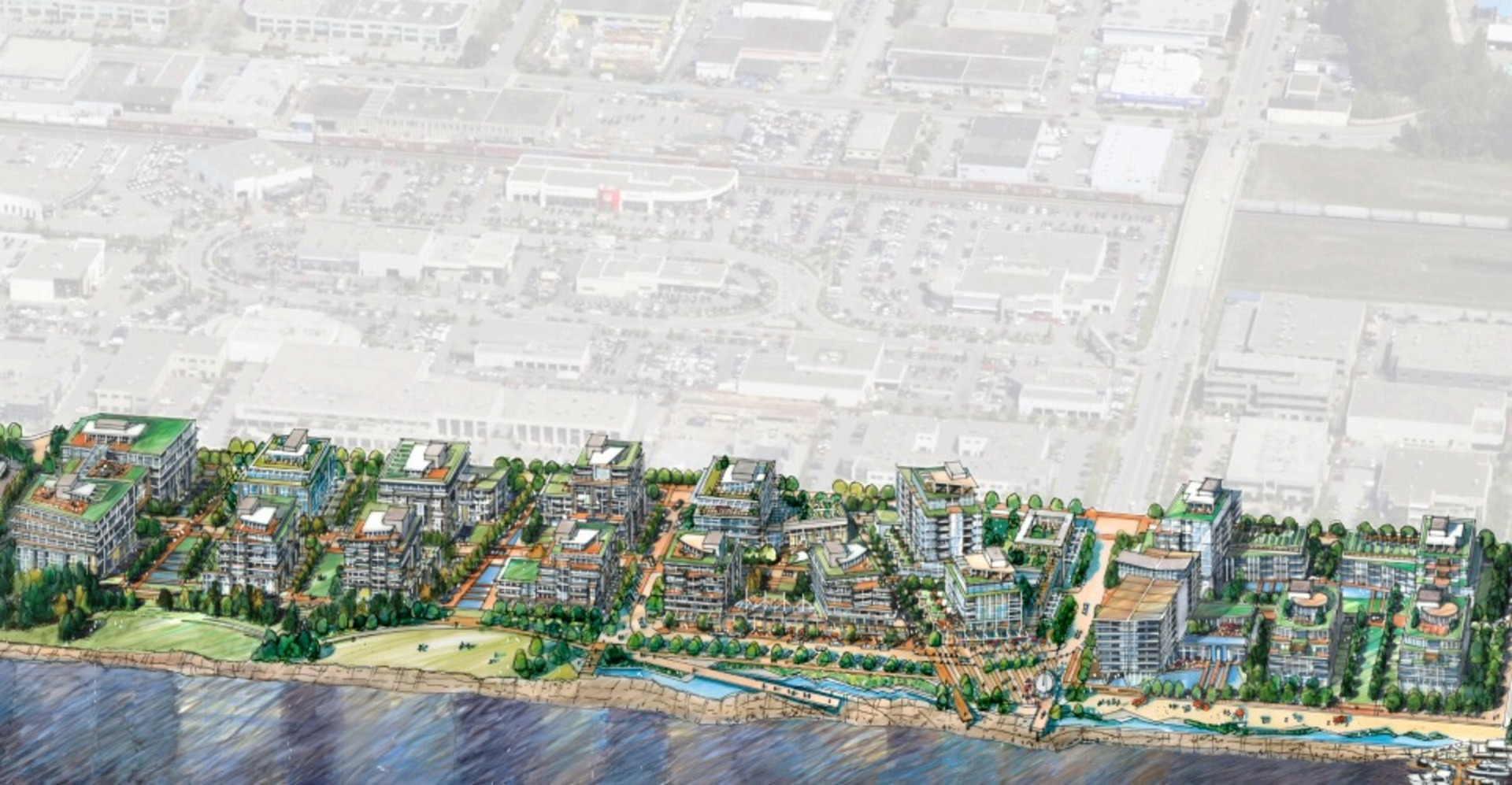 harbourside-waterfront-development-north-vancouver at Drift - North Harbour ( Harbourside Drive, Hamilton, North Vancouver)