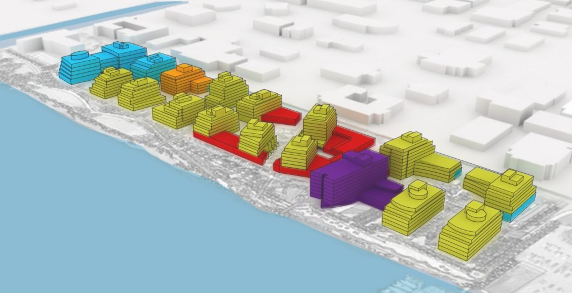harbourside-waterfront-image at Drift - North Harbour ( Harbourside Drive, Hamilton, North Vancouver)