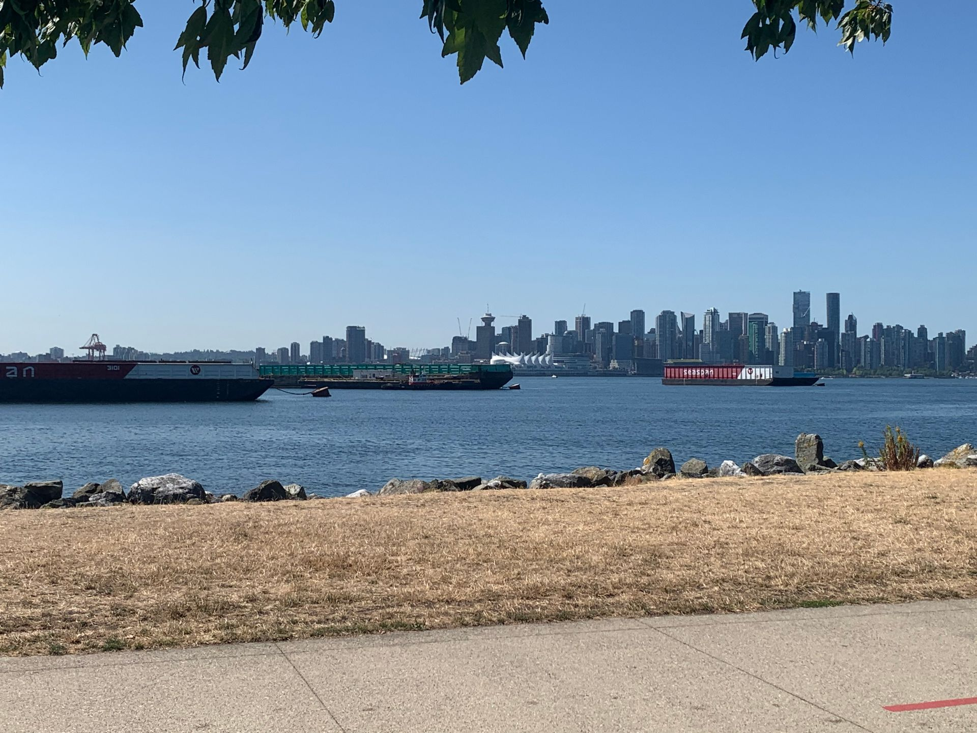 view at Drift - North Harbour ( Harbourside Drive, Hamilton, North Vancouver)