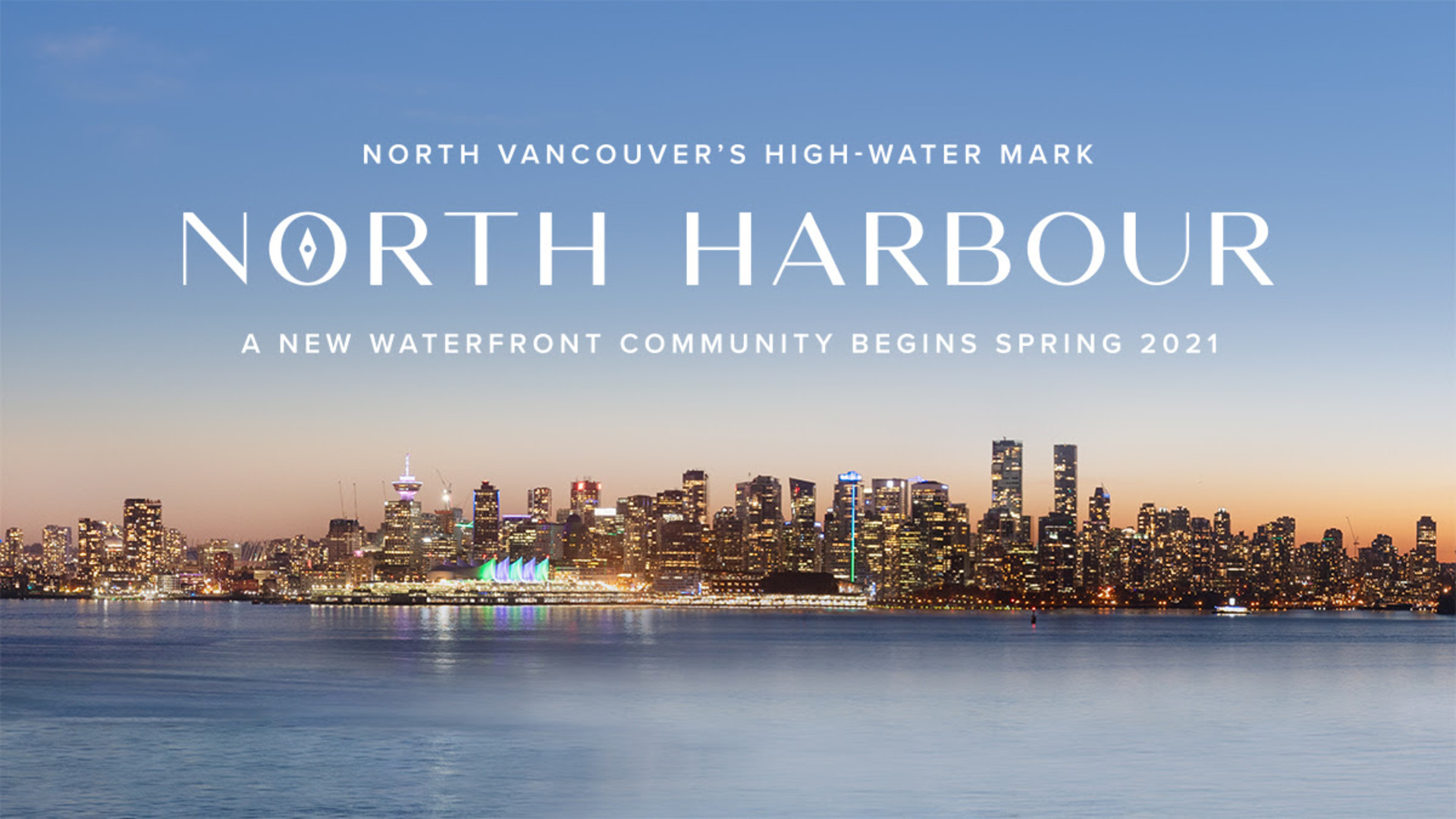 north-harbour-waterfront at Aire - North Harbour ( Harbourside Drive, Hamilton, North Vancouver)