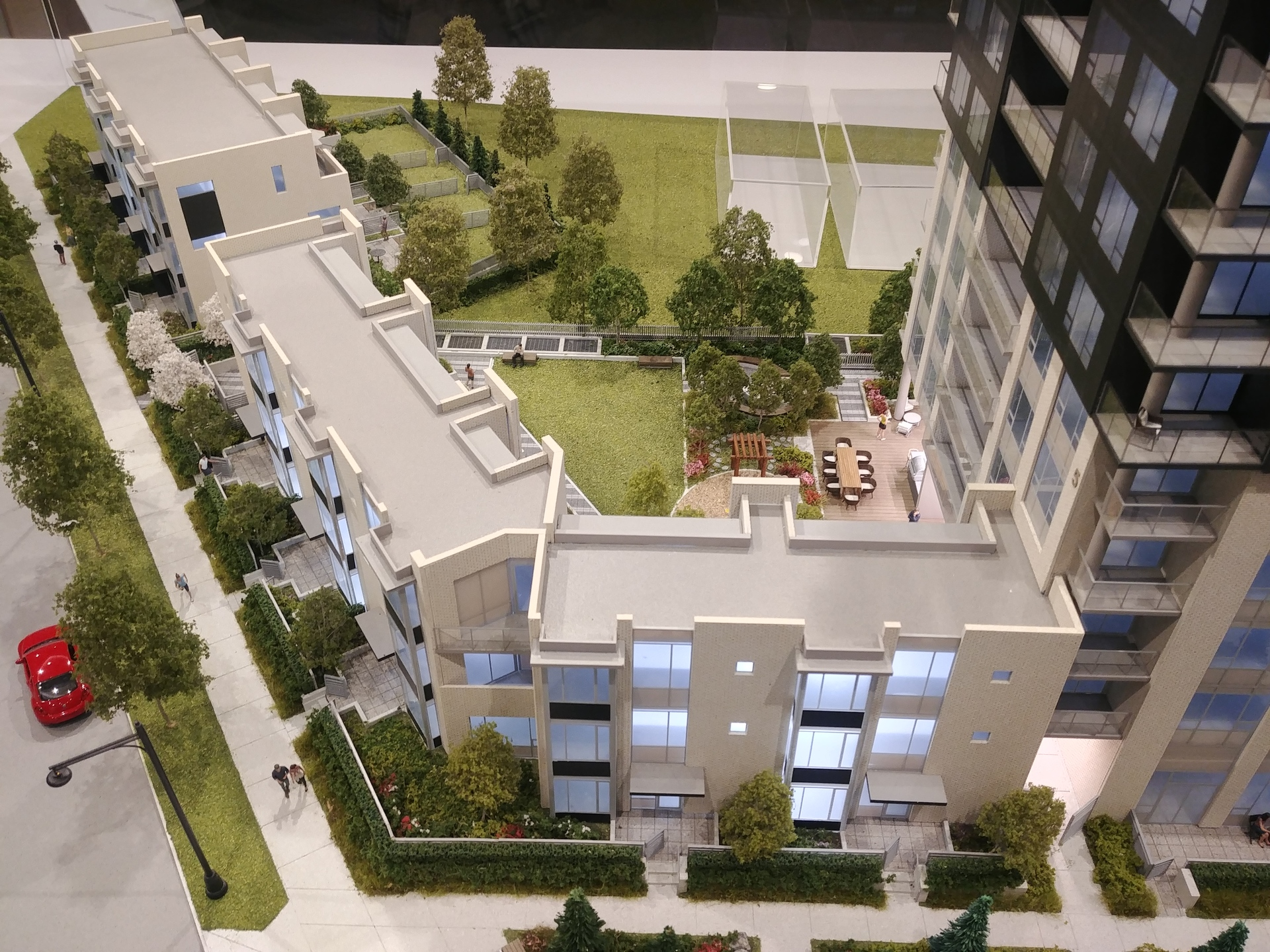 the-holland-3-bed-townhomes at The Holland (10158 133 Street, Whalley, North Surrey)