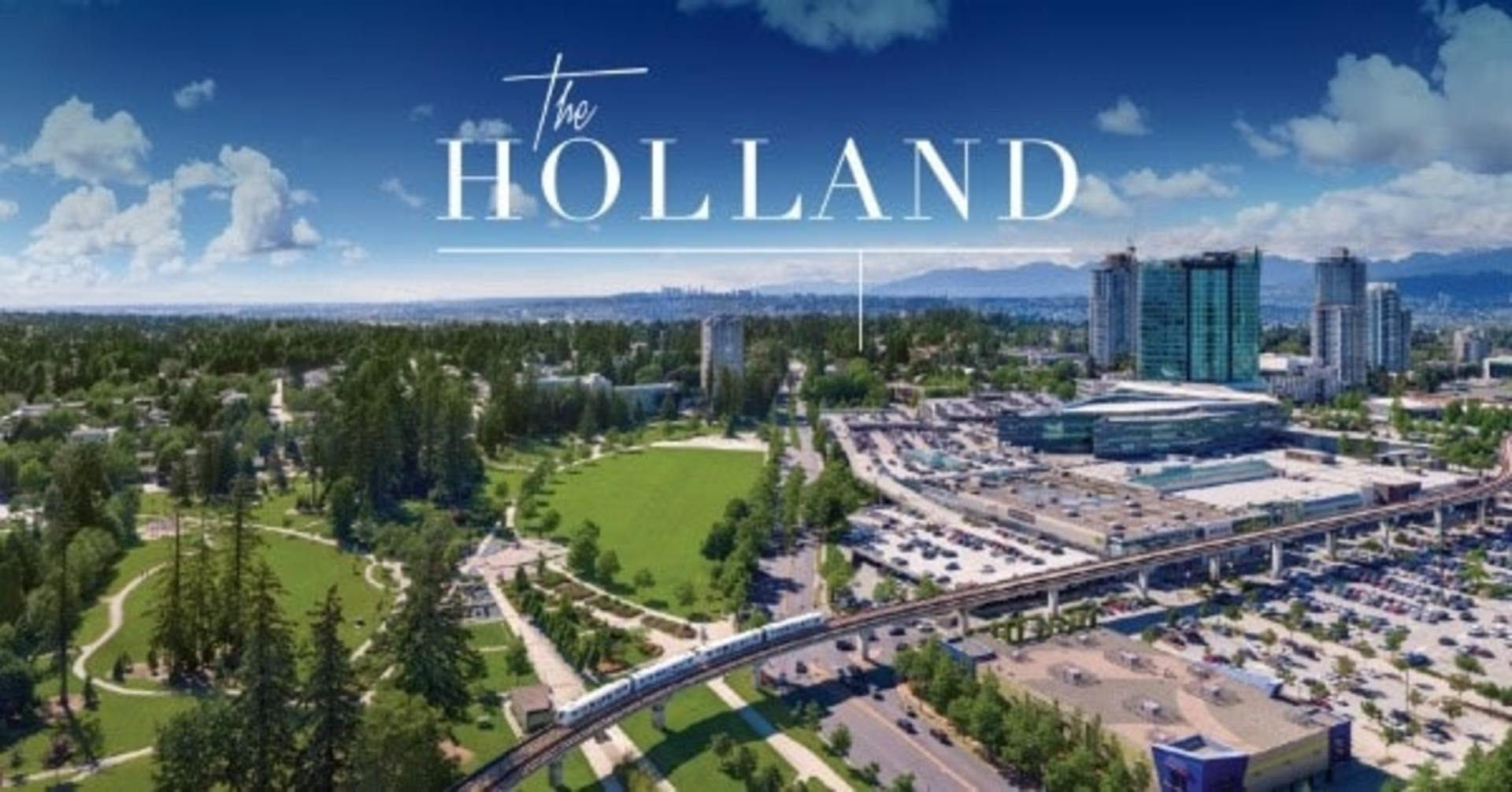 the-holland-perspective at The Holland (10158 133 Street, Whalley, North Surrey)