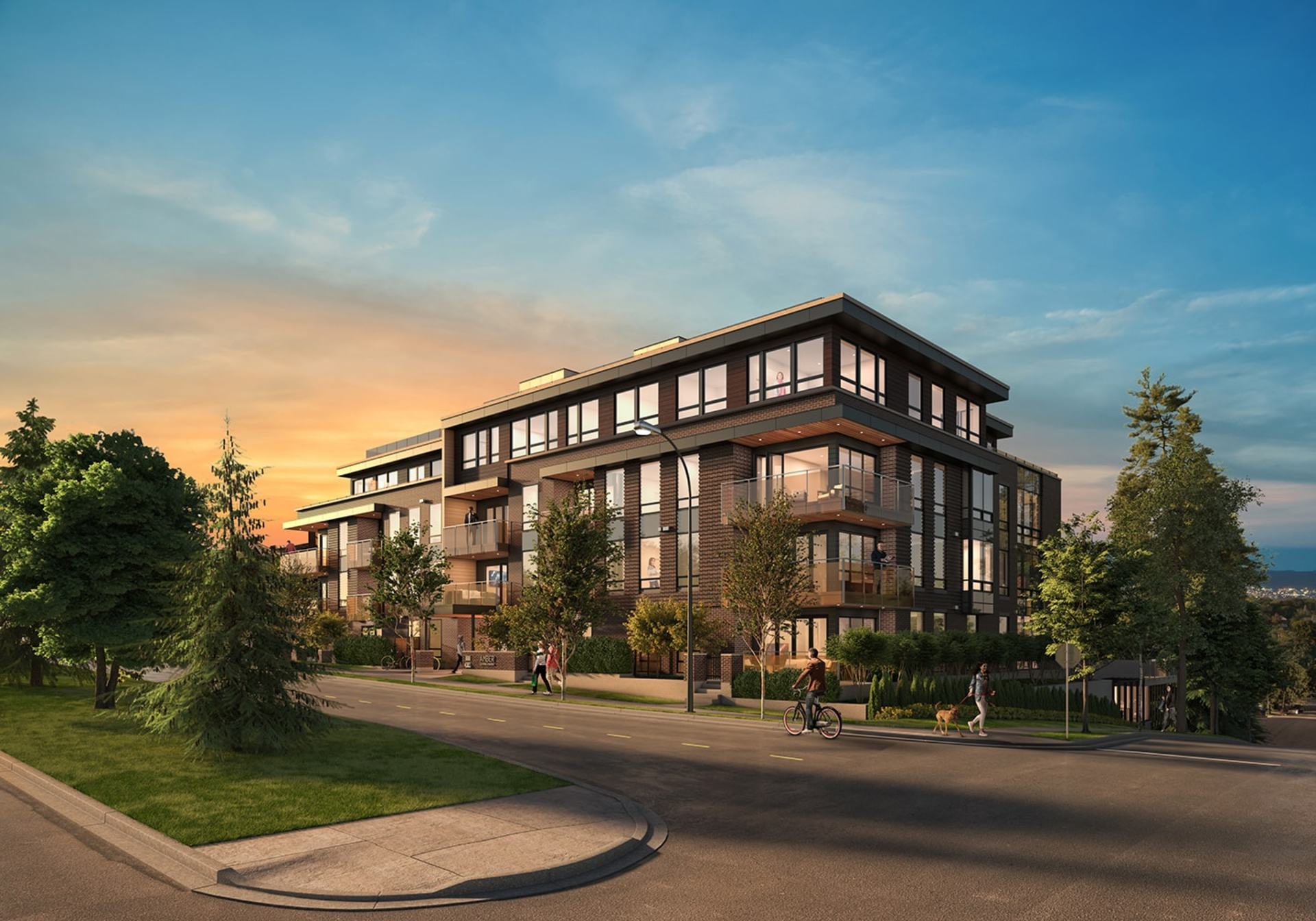 amber-by-aragon at Amber Douglas Park (633 West King Edward Avenue, Cambie, Vancouver West)