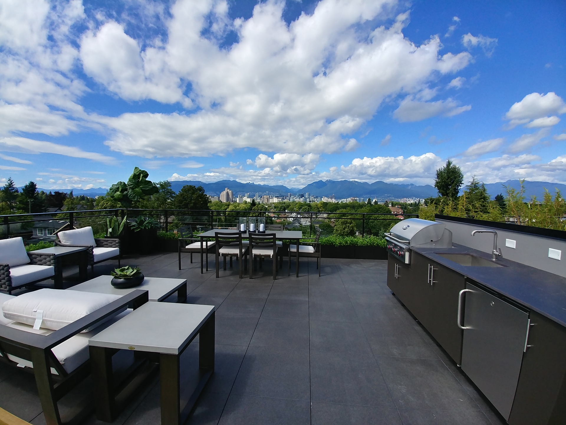 amber-penthouse-3-private-roof-deck at Amber Douglas Park (633 West King Edward Avenue, Cambie, Vancouver West)