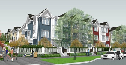 Edgestone Townhomes Port Moody  at Edgestone (2126 St Johns Street, Port Moody Centre, Port Moody)