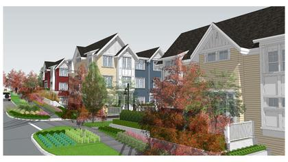 Edgestone in Port Moody BC at Edgestone (2126 St Johns Street, Port Moody Centre, Port Moody)