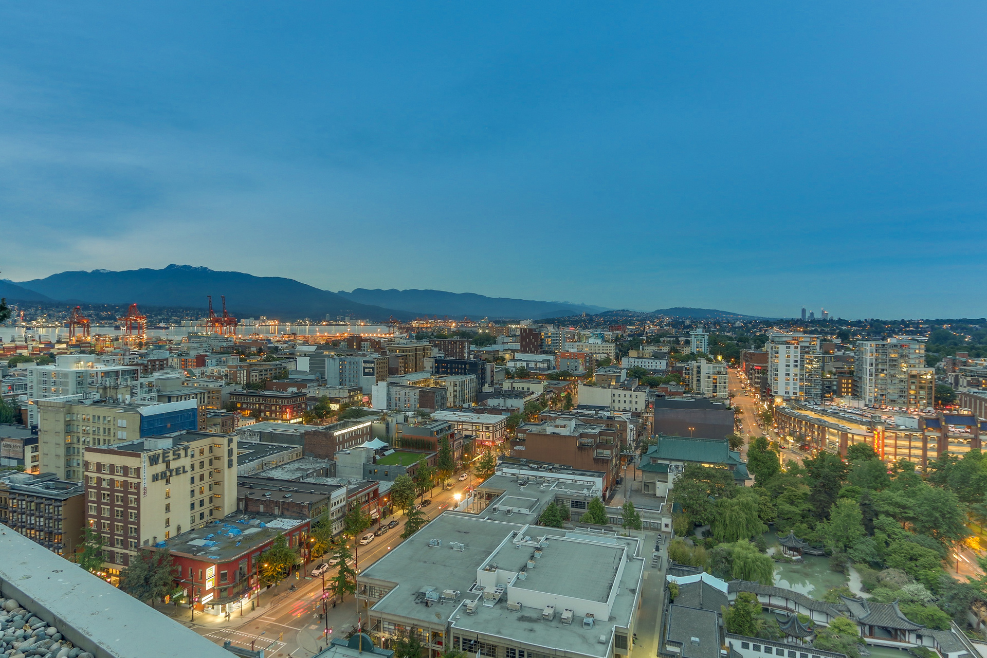 Amazing Views at 2405 - 550 Taylor Street, Downtown VW, Vancouver West