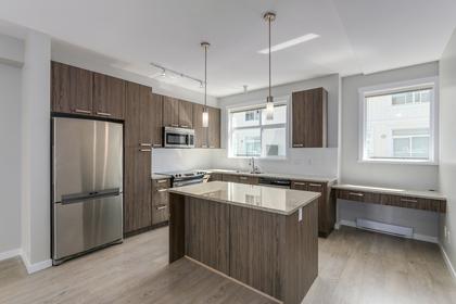 55 8355 164 Street, Surrey BC Kitchen With Lots of Windows at 55 - 8355 164 Street, Fleetwood Tynehead, Surrey