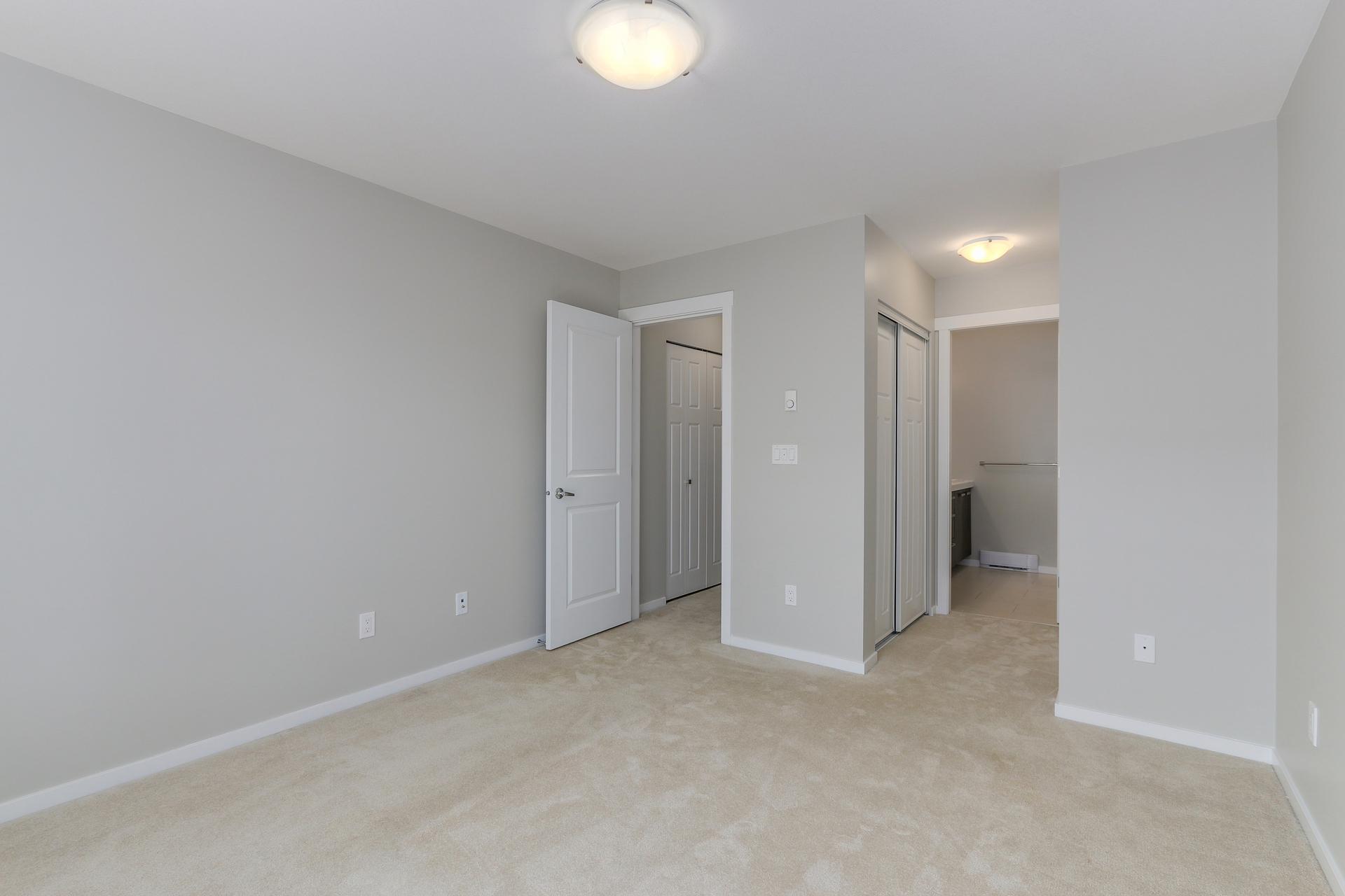 Master Bedroom at 55 - 8355 164 Street, Fleetwood Tynehead, Surrey