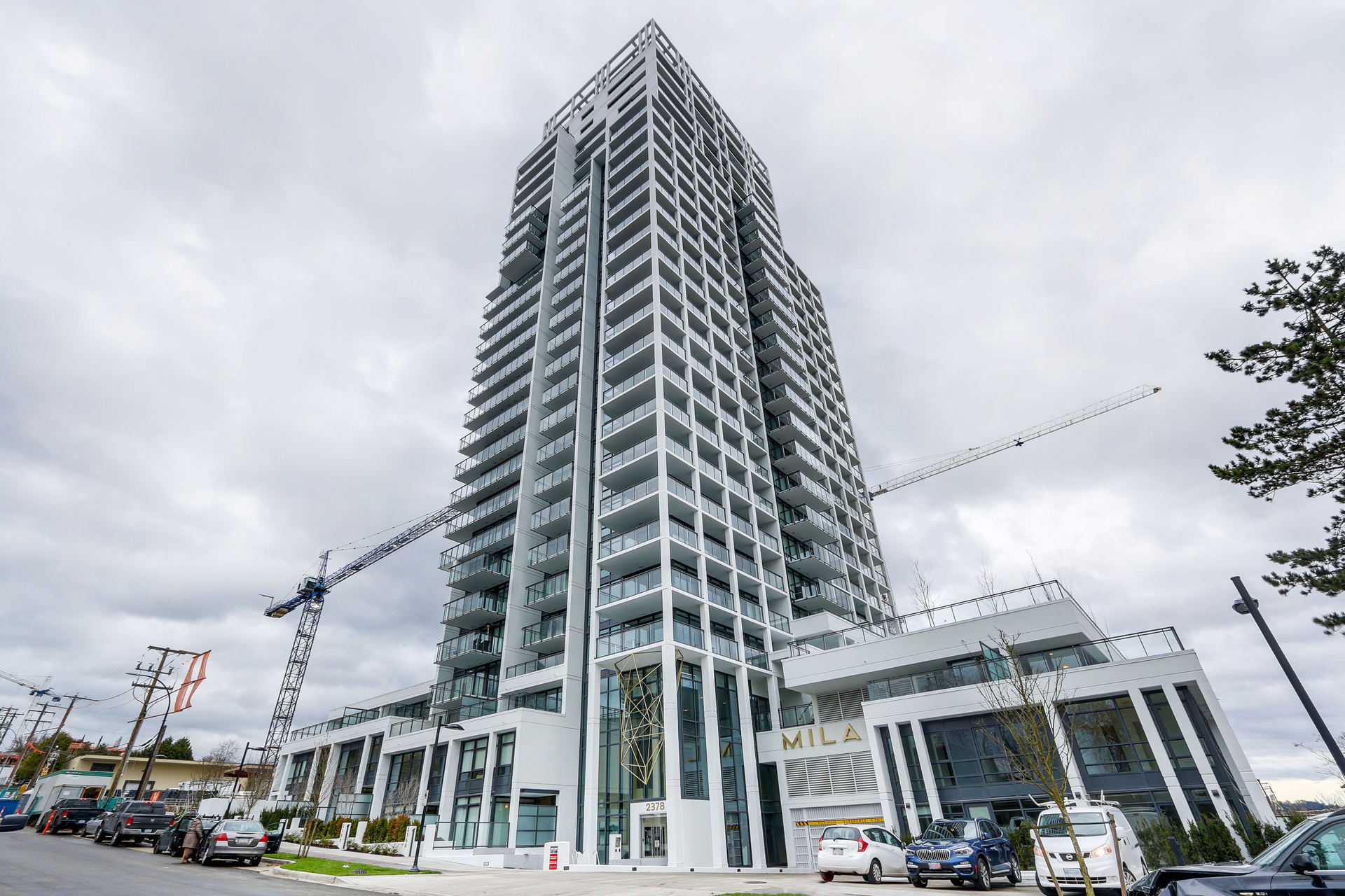 1 at 1606 - 2378 Alpha Avenue, Brentwood Park, Burnaby North