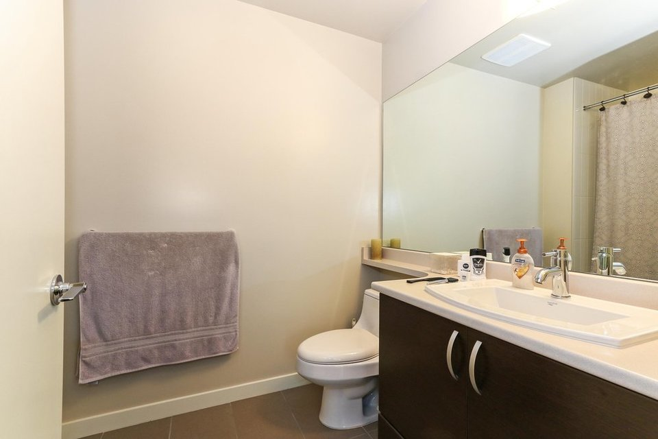 quattro-3-bathroom at 209 - 13728 108 Avenue, Whalley, North Surrey