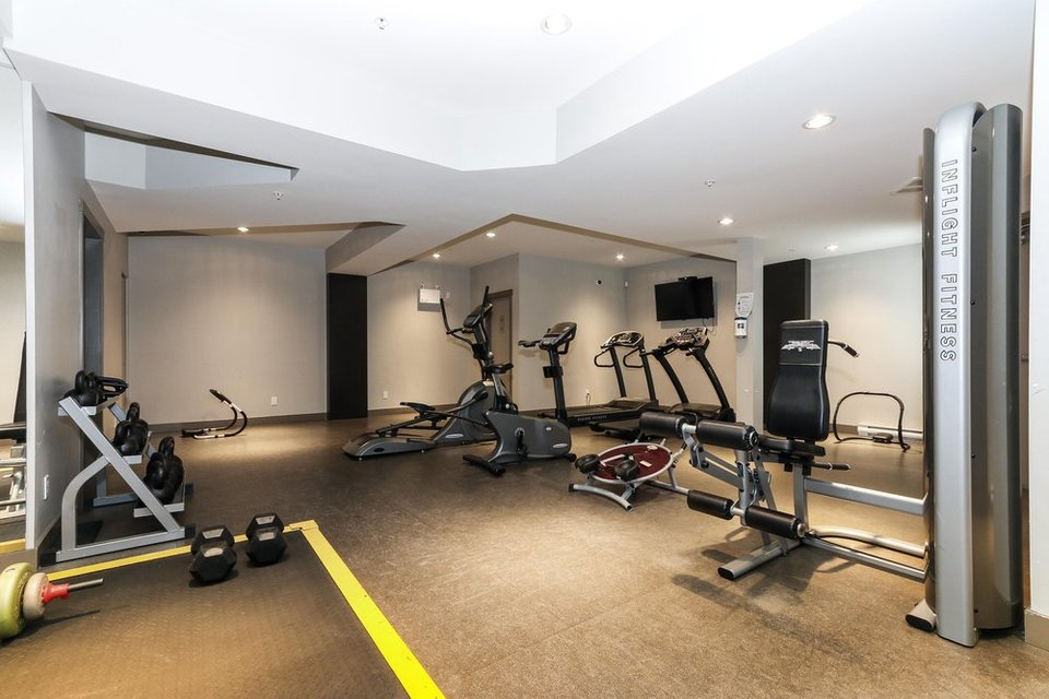 quattro-3-gym at 209 - 13728 108 Avenue, Whalley, North Surrey