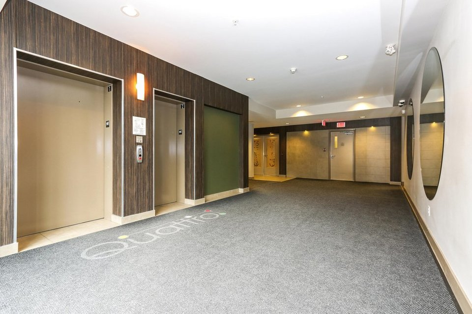 quattro-3-lobby at 209 - 13728 108 Avenue, Whalley, North Surrey