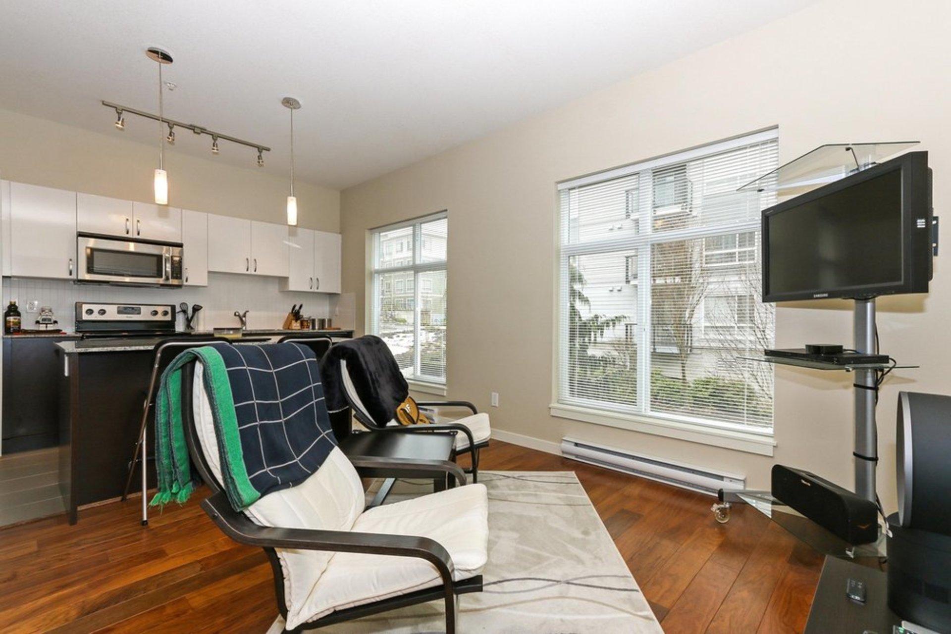 quattro-3-from-bedroom-door at 209 - 13728 108 Avenue, Whalley, North Surrey