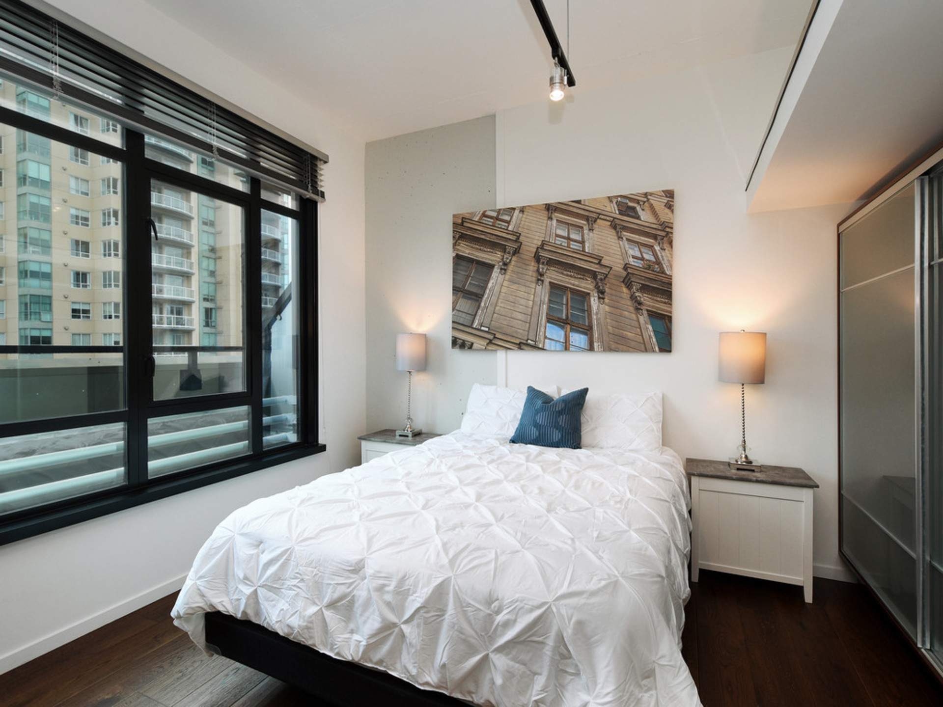 Large Bedroom  at 723 - 1029 View Street, Downtown and Harris Green, Victoria