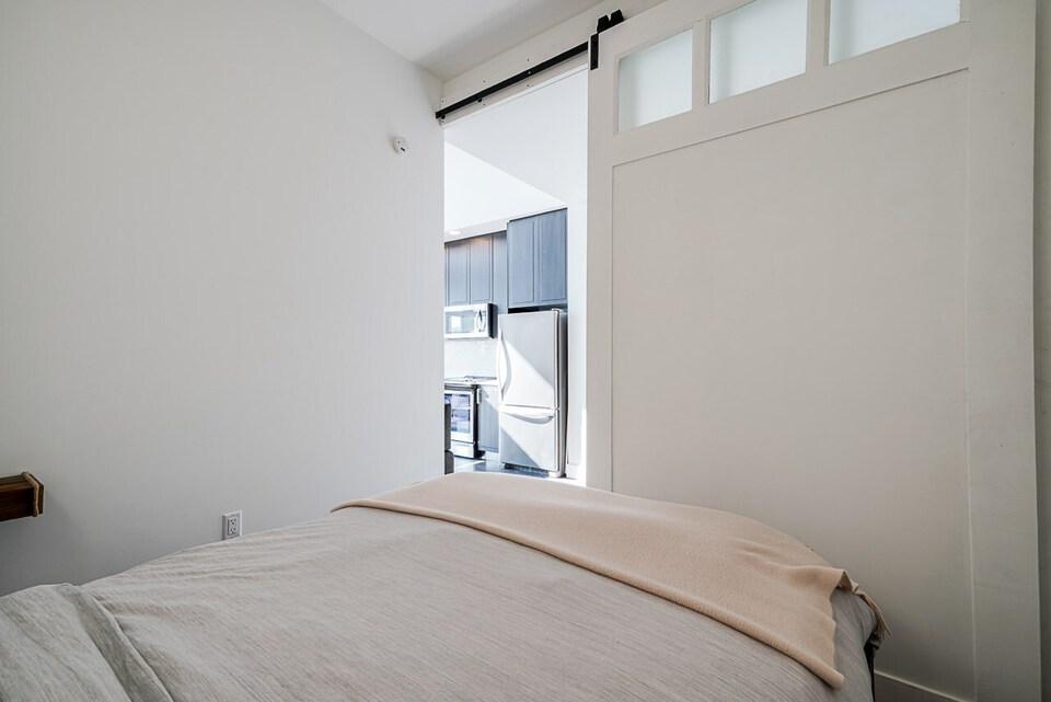 Bedroom  at 403 - 2393 Ranger Lane, Riverwood, Port Coquitlam
