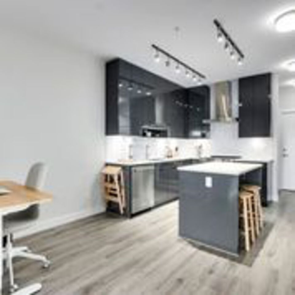 310-escala-dining-to-kitchen at 310 - 1768 Gilmore Avenue, Brentwood Park, Burnaby North
