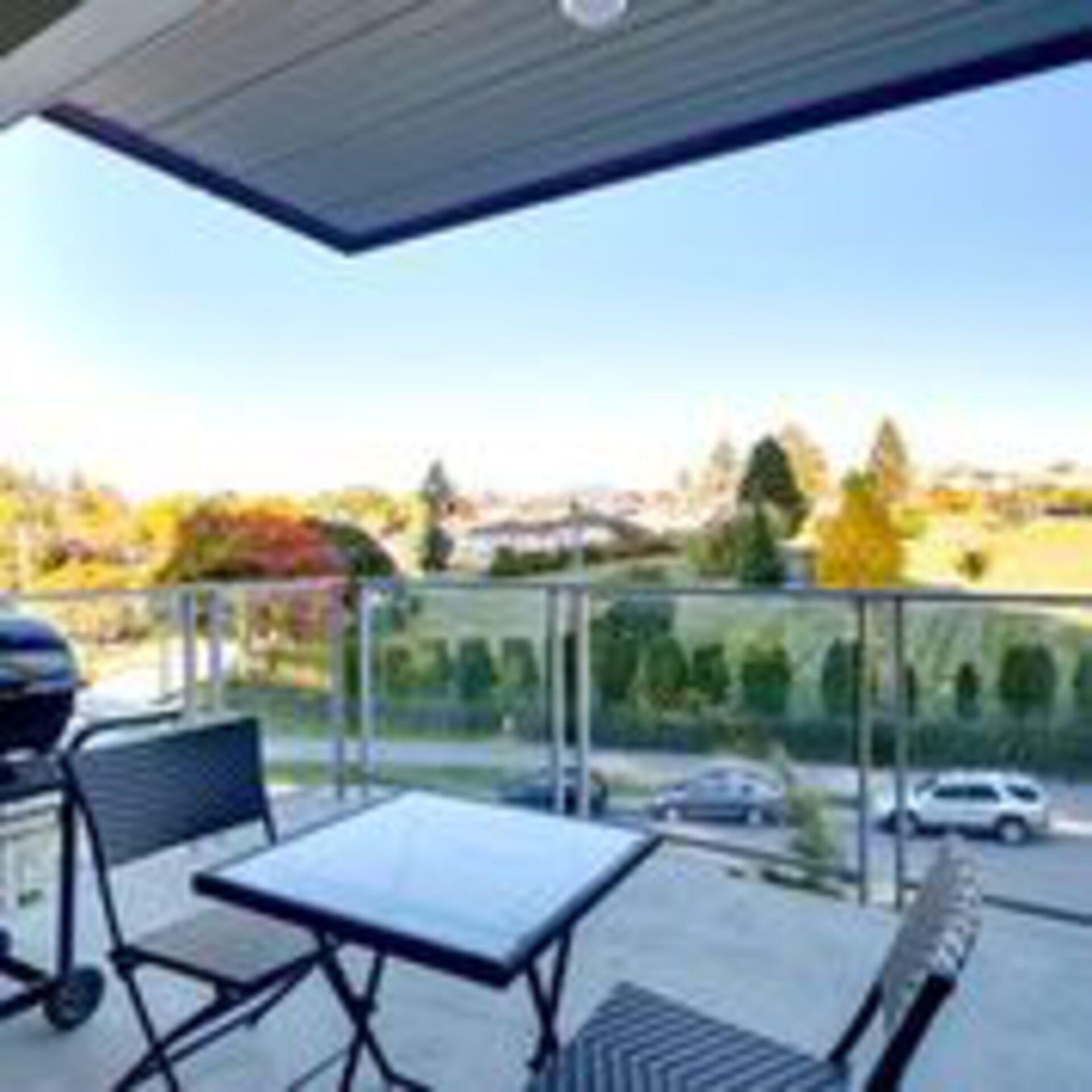 310-escala-balcony at 310 - 1768 Gilmore Avenue, Brentwood Park, Burnaby North