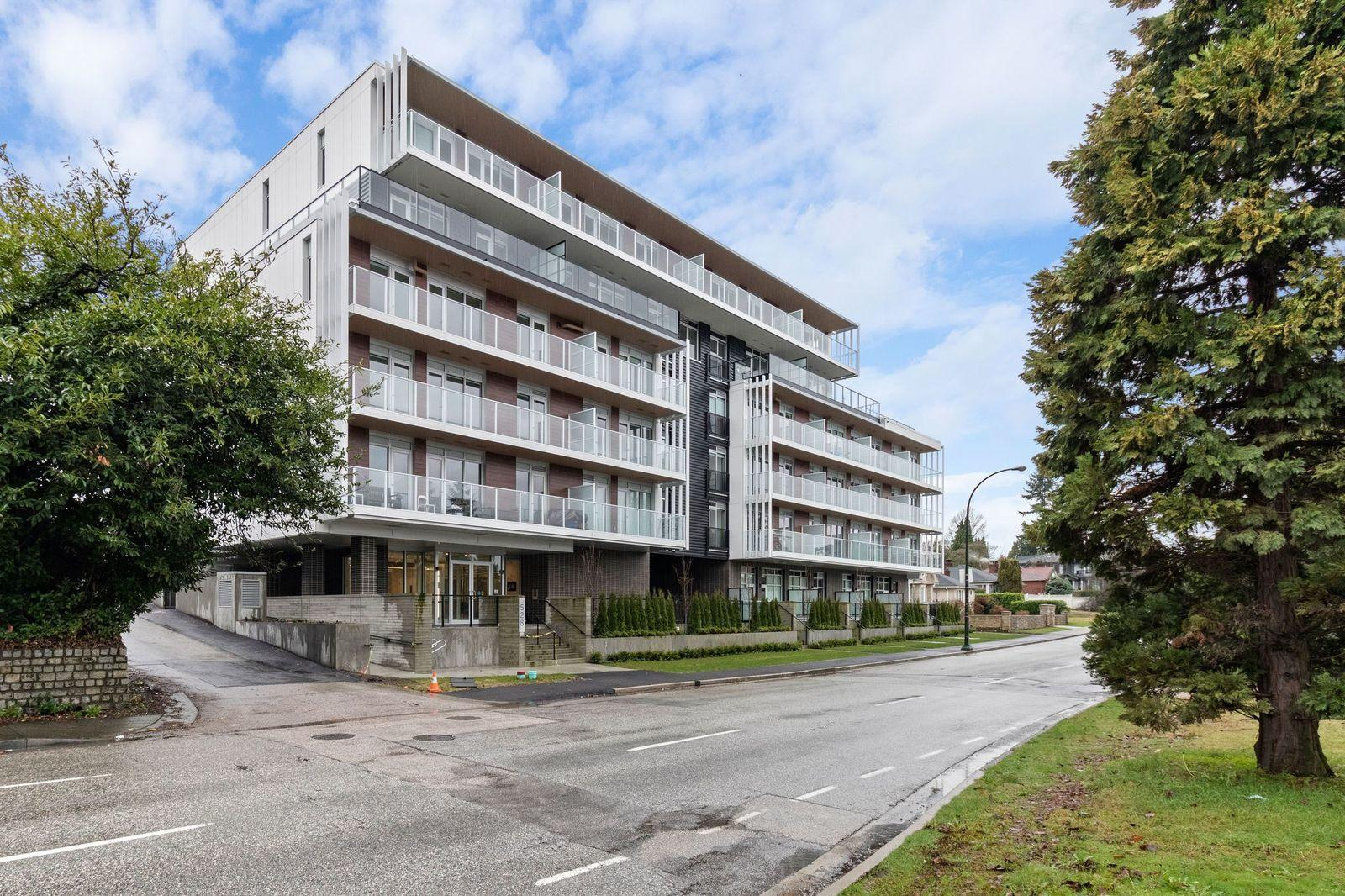 412 - 528 W King Edward Avenue, Cambie, Vancouver West