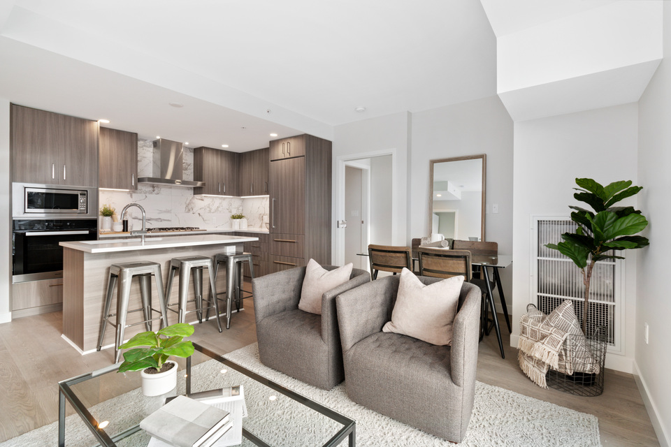 05 at 412 - 528 W King Edward Avenue, Cambie, Vancouver West
