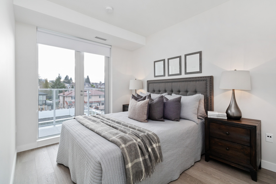 12 at 412 - 528 W King Edward Avenue, Cambie, Vancouver West