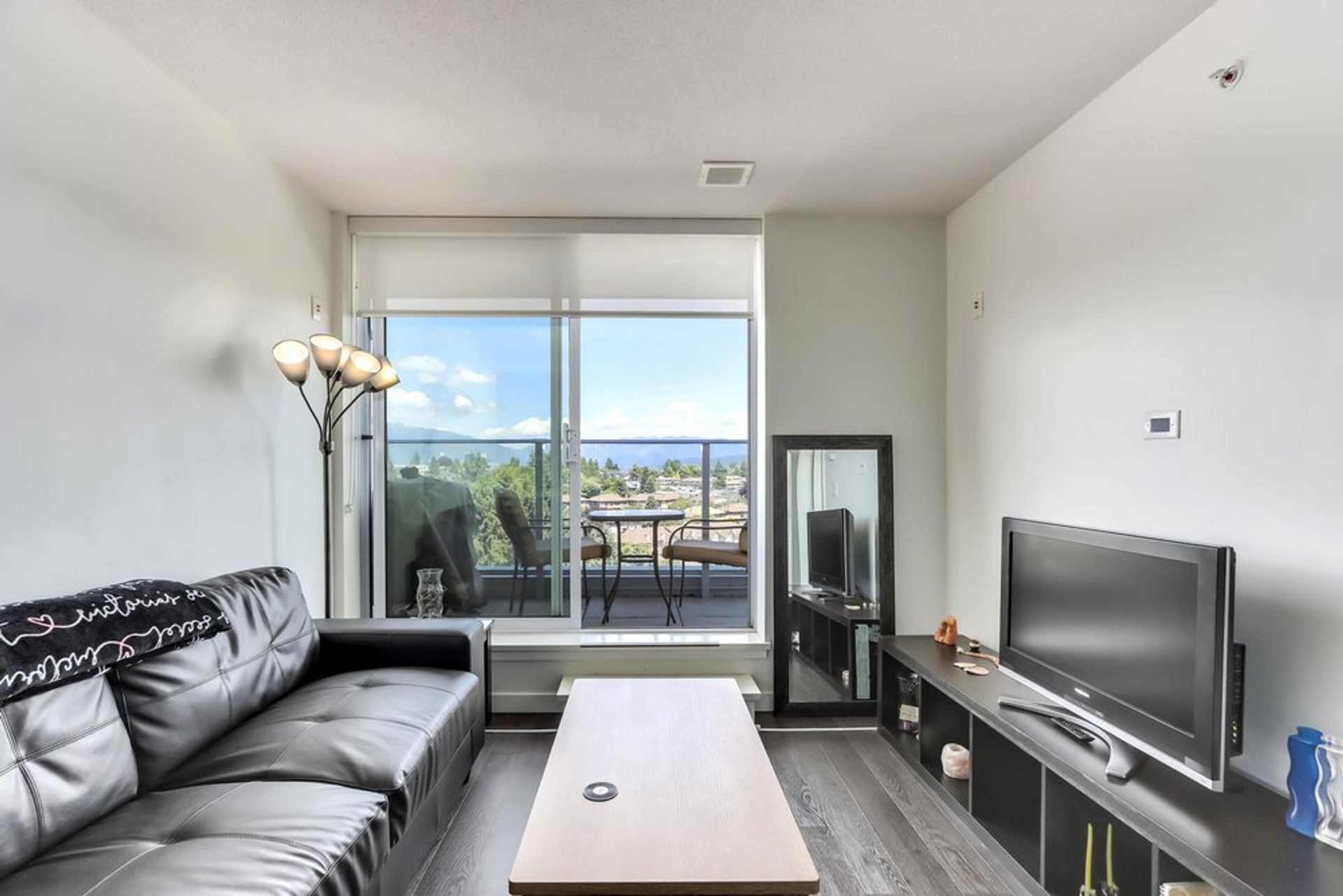 living room at 1103 - 5470 Ormidale Street, Collingwood VE, Vancouver East