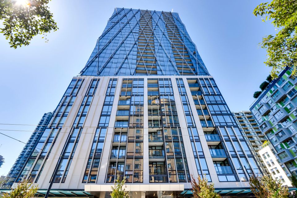 1 at 1211 - 1111 Richards Street, Yaletown, Vancouver West