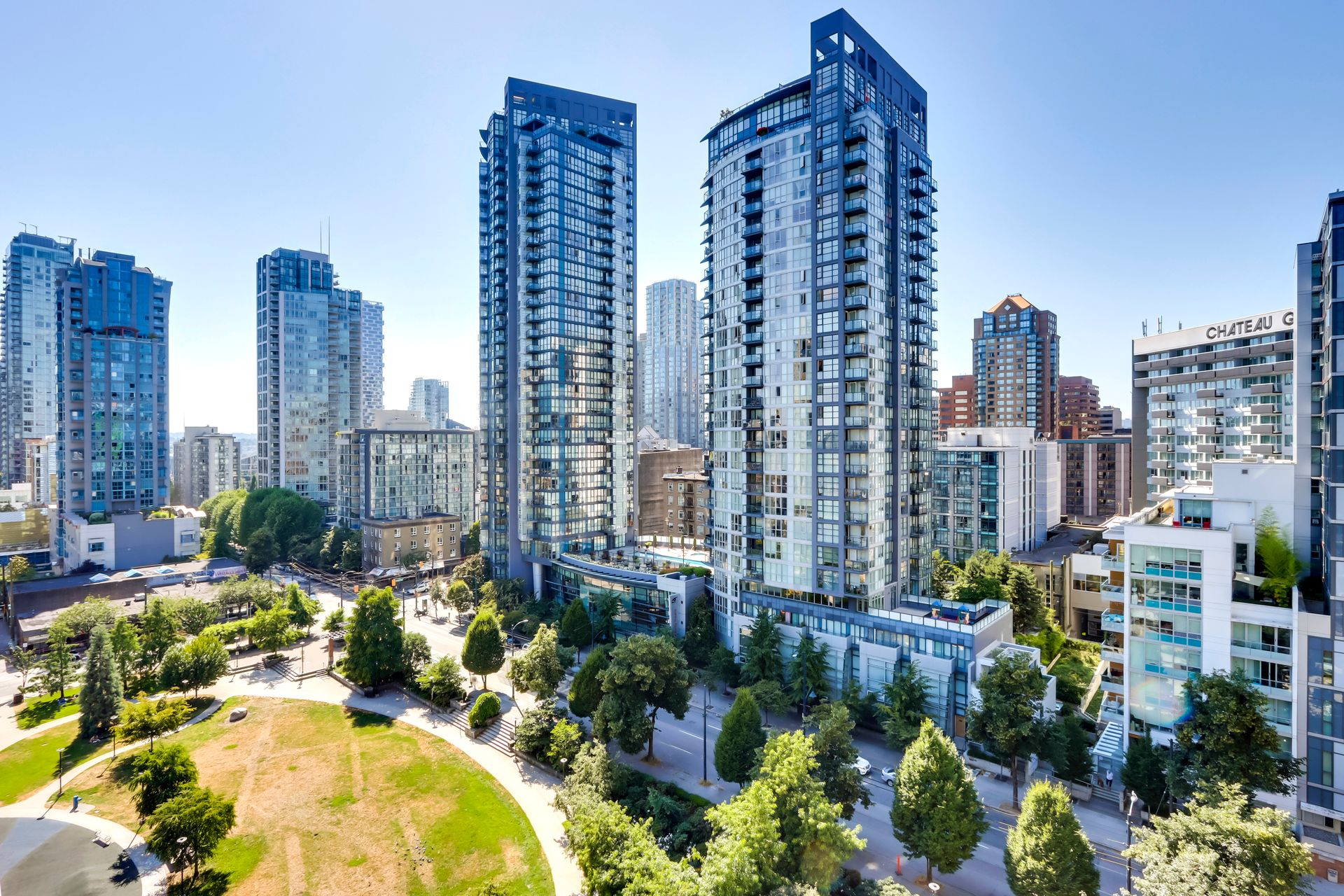 20 at 1211 - 1111 Richards Street, Yaletown, Vancouver West