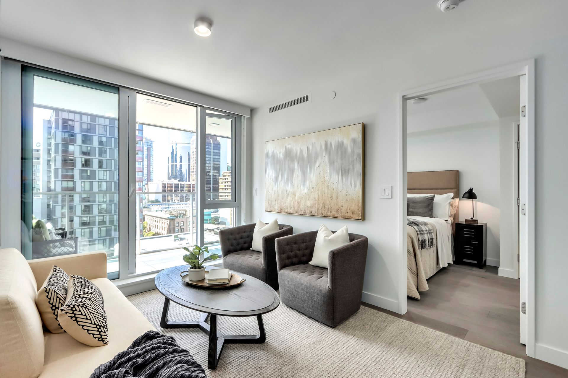 5 at 1211 - 1111 Richards Street, Yaletown, Vancouver West